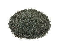 Overhead View Poppy Seeds Stock Photos