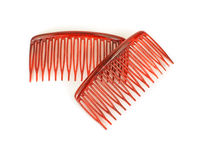 Overhead View Set Combs Stock Images