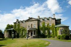 Overheidshuis - Fredericton - Canada stock afbeelding
