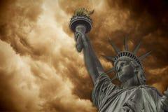 Overheidssluitingen in de Verenigde Staten royalty-vrije stock afbeelding