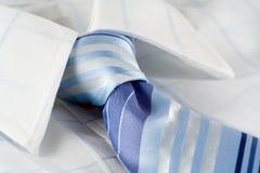Overhemd en Band Stock Afbeeldingen