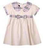 Overhemd, jonge geitjeskleding & overhemd op achtergrond. Stock Fotografie