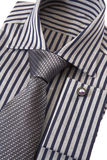 Overhemd met stropdas Stock Afbeelding