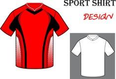 Overhemd rad 5 Royalty-vrije Stock Foto's