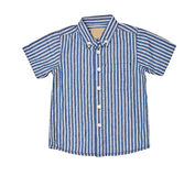 Overhemd voor jong geitje Stock Foto's