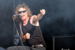 Overkill at Metalfest 2015 Royalty Free Stock Photography