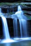 overklig vattenfall Royaltyfria Bilder