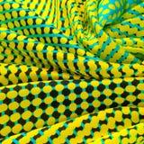 Overkliga vävde FÄRGER silkespapper textil, torkduk, tyg, material, royaltyfri bild