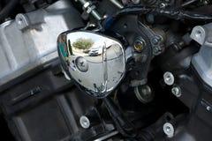 overksam hastighet för motor Royaltyfria Bilder