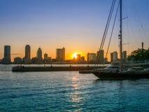 Overksamt fartyg Fotografering för Bildbyråer