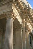 Overladen Architectuur Royalty-vrije Stock Afbeelding