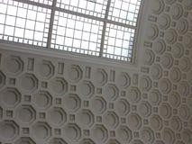 Overladen dak Stock Afbeelding