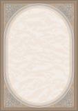 Overladen filigraanachtergrond Royalty-vrije Stock Afbeelding