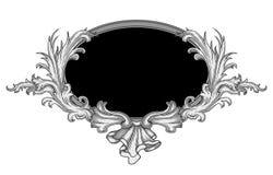Overladen frame vector Royalty-vrije Stock Afbeelding