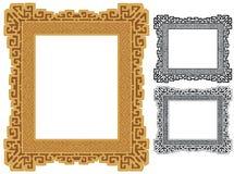 Overladen Kader Royalty-vrije Stock Foto