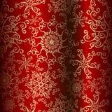 Overladen Kerstmisachtergrond vector illustratie