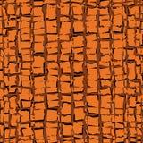 Overladen moderne die textuur, op manueel getrokken abstracte lijnen, het overlappen wordt gebaseerd Royalty-vrije Stock Fotografie