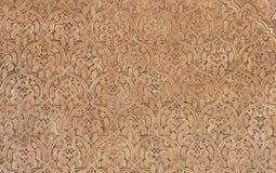 Overladen Moors Patroon Stock Afbeelding