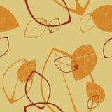 Overladen naadloos patroon Stock Foto