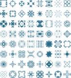 Overladen ontwerpen Stock Fotografie
