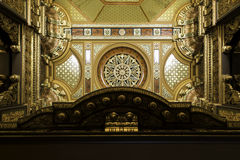 Overladen plafond Royalty-vrije Stock Foto's