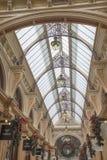 Overladen Plafond, Blokarcade, Melbourne, Australië Royalty-vrije Stock Fotografie