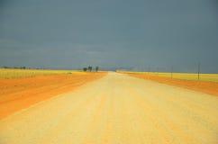 Overlanding in Namibia Immagini Stock Libere da Diritti