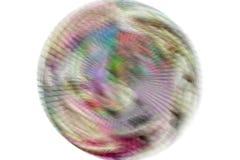 Overlay тип предпосылка grunge влияния фильтра, грубых или ретро круга или сферы иллюстраций Холст, творческий, картина & splats бесплатная иллюстрация
