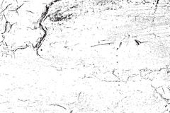 Overlay Cracked Texture. Damaged cracked texture for your design. EPS10 vector Royalty Free Stock Photography