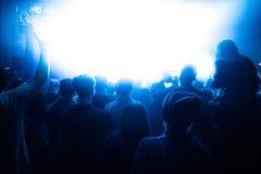 Overleg/Festival Stock Foto's