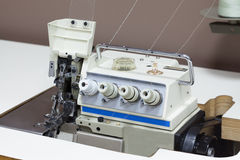 Overlock Stock Photo