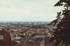 Germany skyline Stock Photos