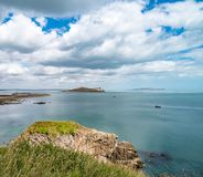 Overlook at Howth in Dublin Stock Photos