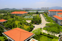 Overlook tianzhu resorts hotel Royalty Free Stock Image