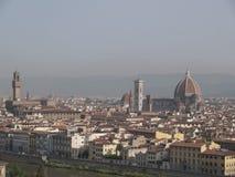 Overlooking Florence Stock Photos