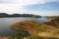 Overlooking Lake Argle, Kununurra, Western Australia Stock Images