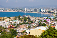 Overlooking Mazatlan Mexico Stock Photos