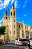 Overlooking San Jeronimo Real Church Royalty Free Stock Images