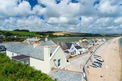 Torcross Devon England UK royalty free stock photography