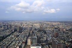 Overlooks kaohsiung city Royalty Free Stock Photos