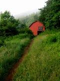 Overmountain schronienie--Appalachian ślad zdjęcia stock