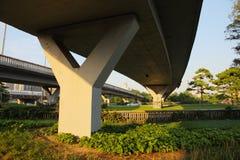 overpass του Πεκίνου στοκ φωτογραφίες