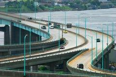 overpass Στοκ φωτογραφία με δικαίωμα ελεύθερης χρήσης