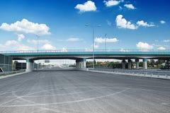 Overpass Στοκ εικόνες με δικαίωμα ελεύθερης χρήσης