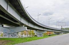 Overpass στοκ εικόνα
