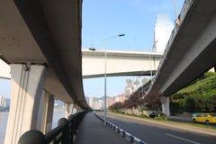 Overpass Στοκ Εικόνες