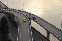 Overpass Στοκ Φωτογραφία