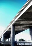 Overpass Royaltyfri Fotografi