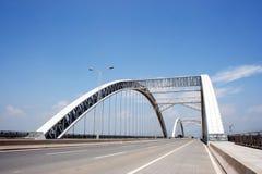 Overpass. China under the beautiful blue sky overpass Stock Photo