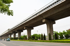 Overpass Royalty Free Stock Image